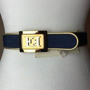ESCADA Vintage Leather Belt